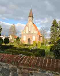 Friedhof in Rambin