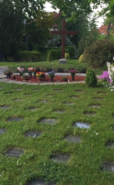 Urnengemeinschaftsanlage auf dem Alten Friedhof