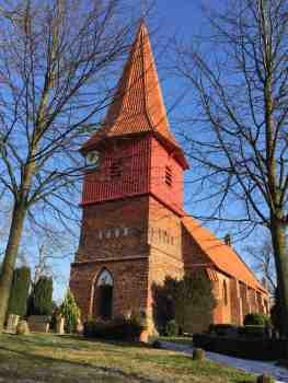 Kirche St. Nikolai zu Altefähr
