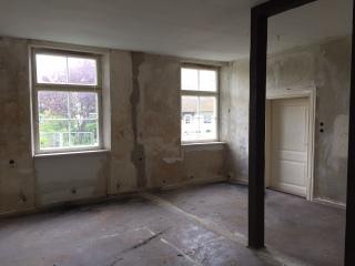 Gemeinderaum ohne Tapeten