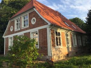 Pfarrhaus nach der Sanierung