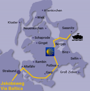 Pilgerweg Hlg Birgitta