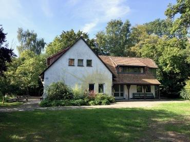 Rüstzeitenheim im Herbst 2019