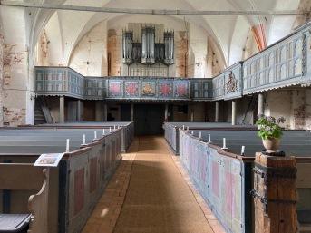 Poseritz_Emporen_und_Orgel